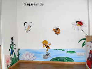 Biene Maja Kinderzimmer kinderzimmer – tanjasart.de